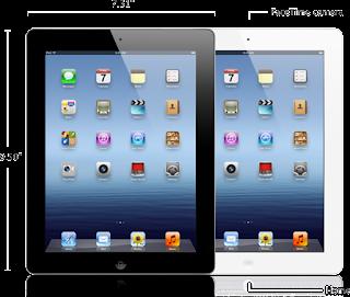 Apple New iPad 3