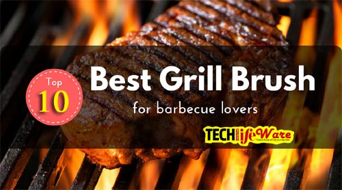 Best Grill Brush Reviewed And Buyer's Guide 2019