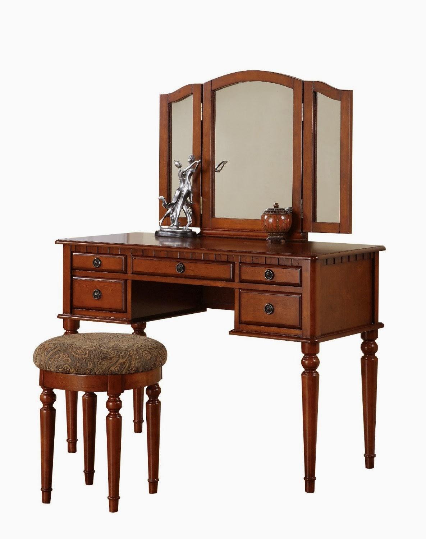 Vanity Desk Makeup Vanity Desk