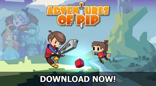 Adventures Of Pip PC Game Free Download Full Version