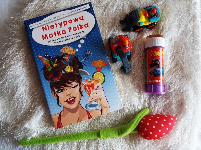 """Na poprawę humoru: """"Nietypowa Matka Polka"""" - Anna Szczepanek"""