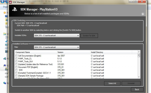 PS3 SDK 3 70 Leaked: Includes PhyreEngine - MateoGodlike