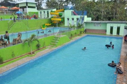 Gita Waterpark Wisata Ponorogo jawa timur