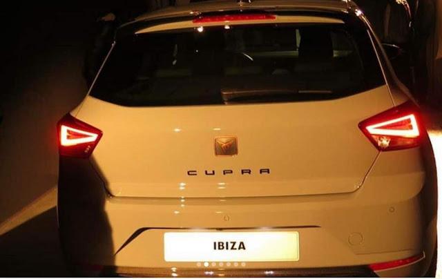 Seat Cupra Ibiza