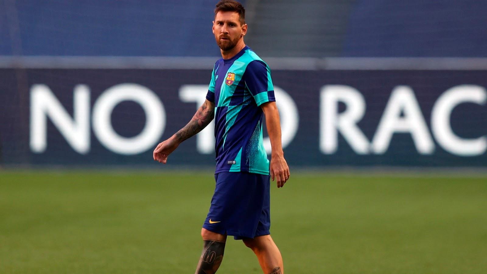 Juega Lionel Messi
