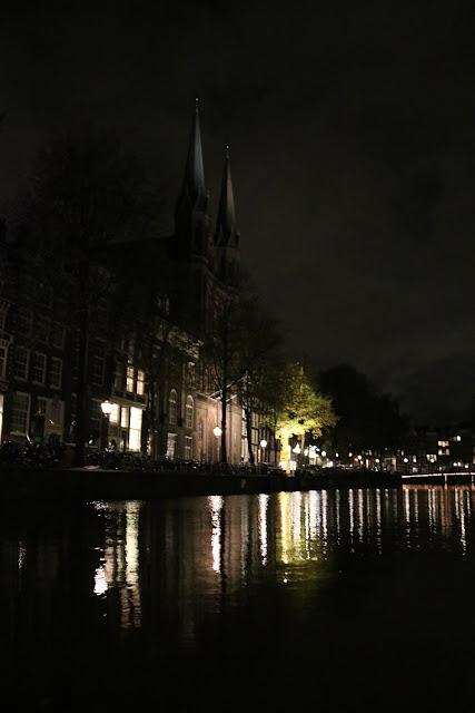Kanavaristeilyllä Amsterdamissa 9