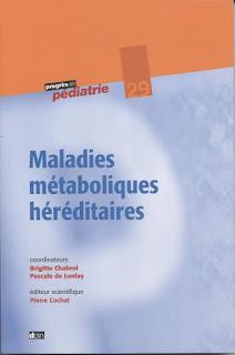 Maladie métaboliques héréditaires