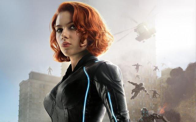 Black Widow Natasha Romanoff Avengers Endgame