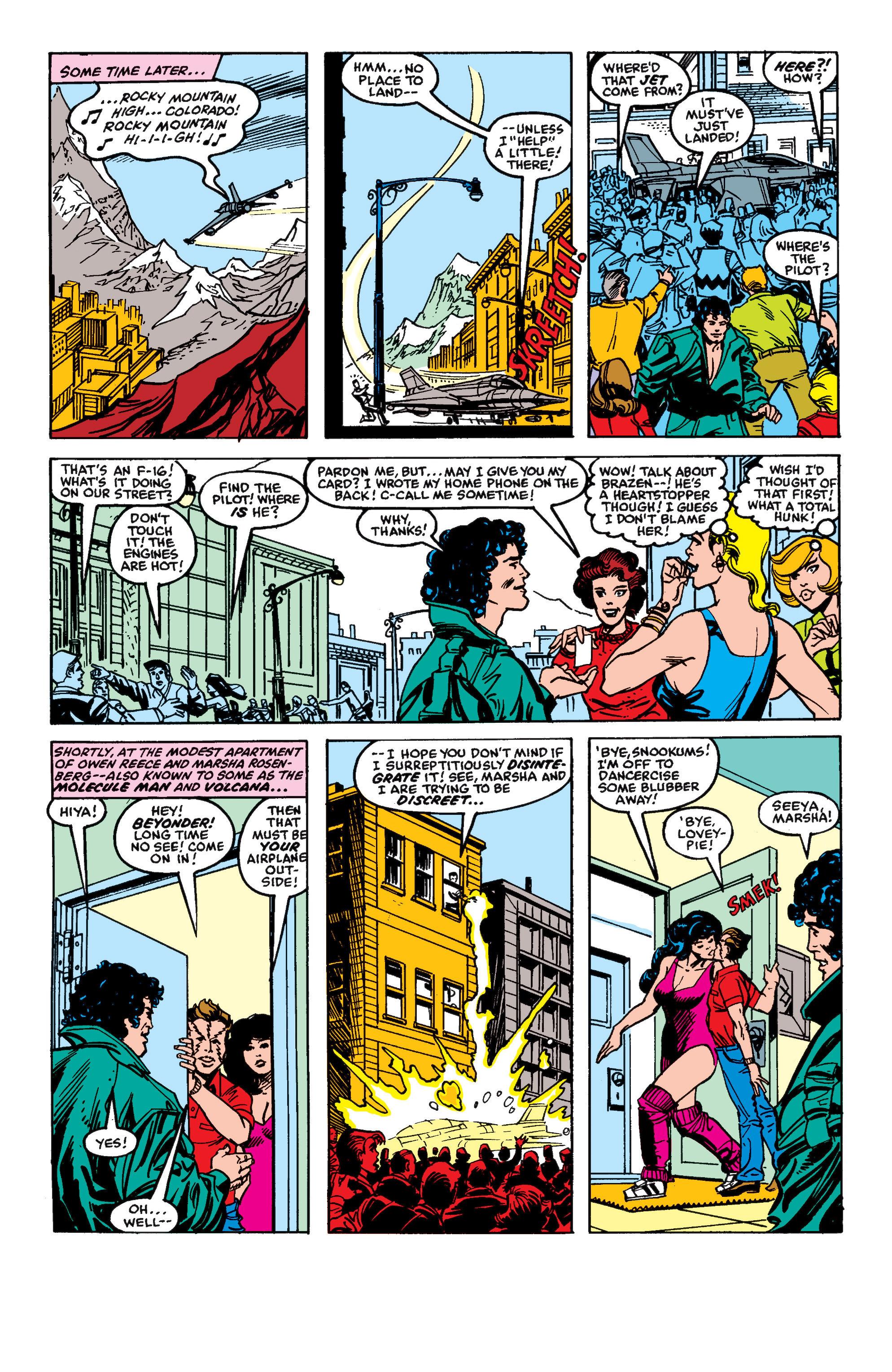 Read online Secret Wars II comic -  Issue #4 - 7