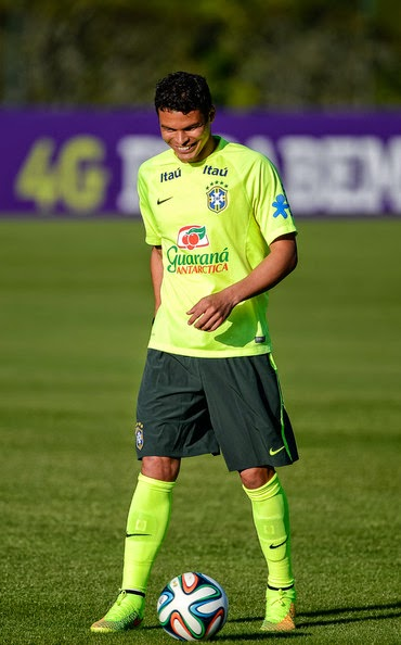 THIAGO SILVA Born: September 22, 1984 (age 28), Rio de ... |Thiago Silva Footballer 2014