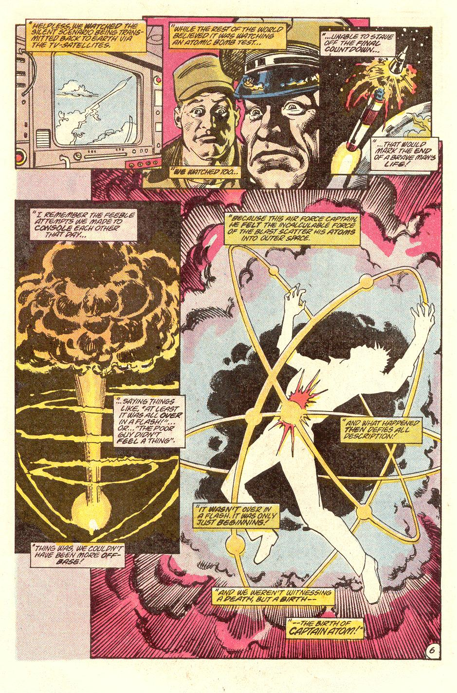 Read online Secret Origins (1986) comic -  Issue #34 - 8