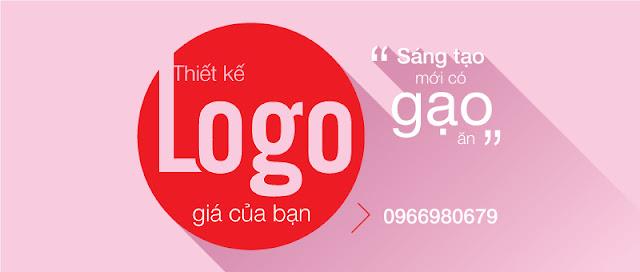 Thiết kế logo giá dưới 1 triệu là logo giá rẻ nhất nhưng chuyên nghiệp