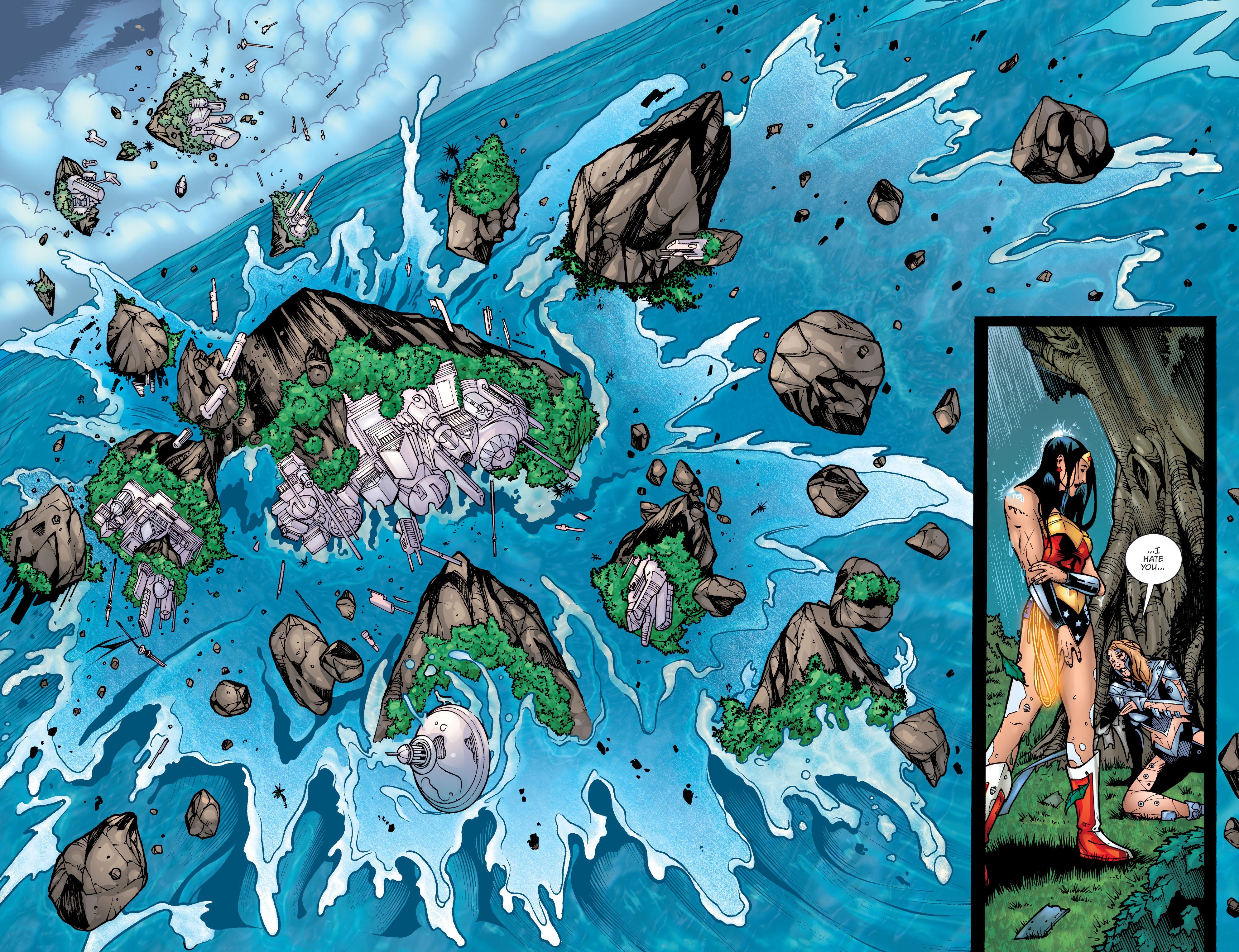 Read online Wonder Woman (1987) comic -  Issue #200 - 16