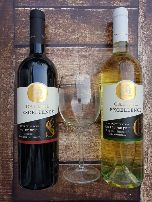 יקבי כרמל משיקים סדרת יינות חדשה Excellence המורכבת מזנים מובילים