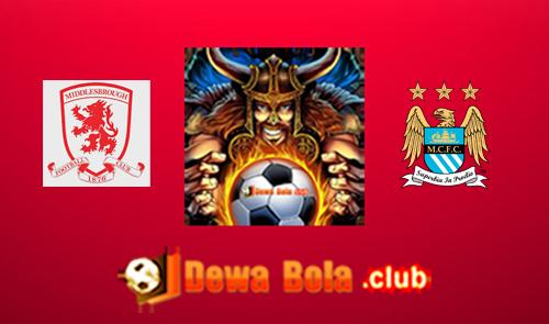 Prediksi Middlesbrough VS Manchester City 30 April 2017