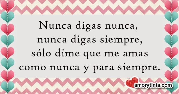 Amor Y Tinta Frases De Amor Que Llegan Al Corazon