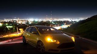 Dream Fantasy Cars-Ford Focus ST 2013