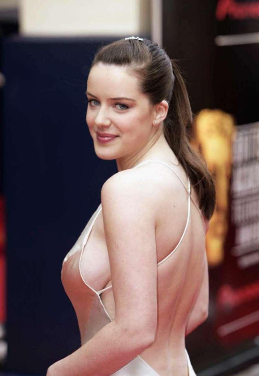 Michelle ryan topless