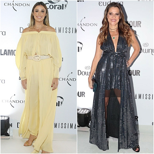 Looks Premio Geração Glamour 2018