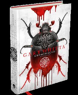 """capa abominacao darkside books gary whitta 3d - Lançamento do livro """"Abominação"""", um romance para os fãs dos vikings"""