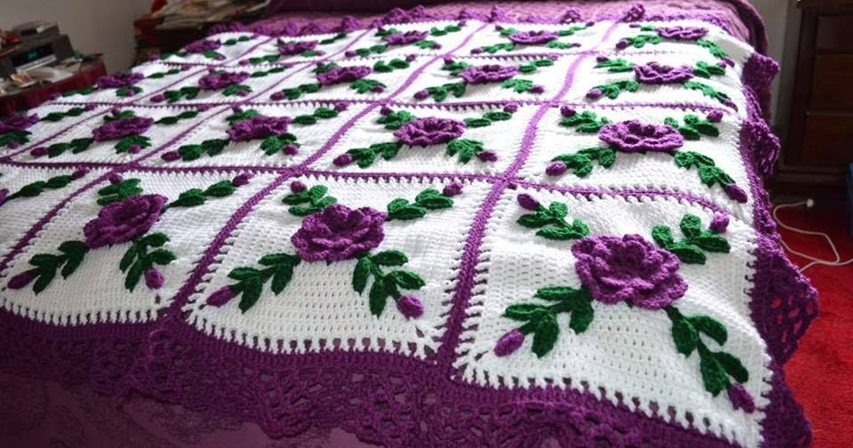 Free Crochet Afghan Patterns Online