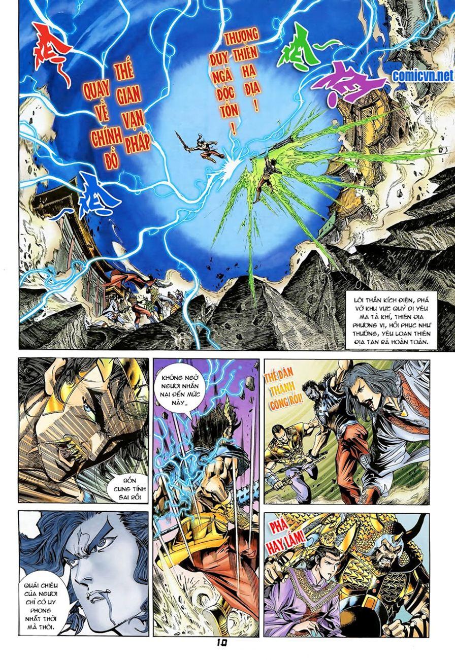 Đại Đường Uy Long chapter 85 trang 10