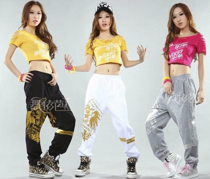PARTE SUPERIOR. Las prendas que se utilizan para bailar hip hop ... 91101b14c8f