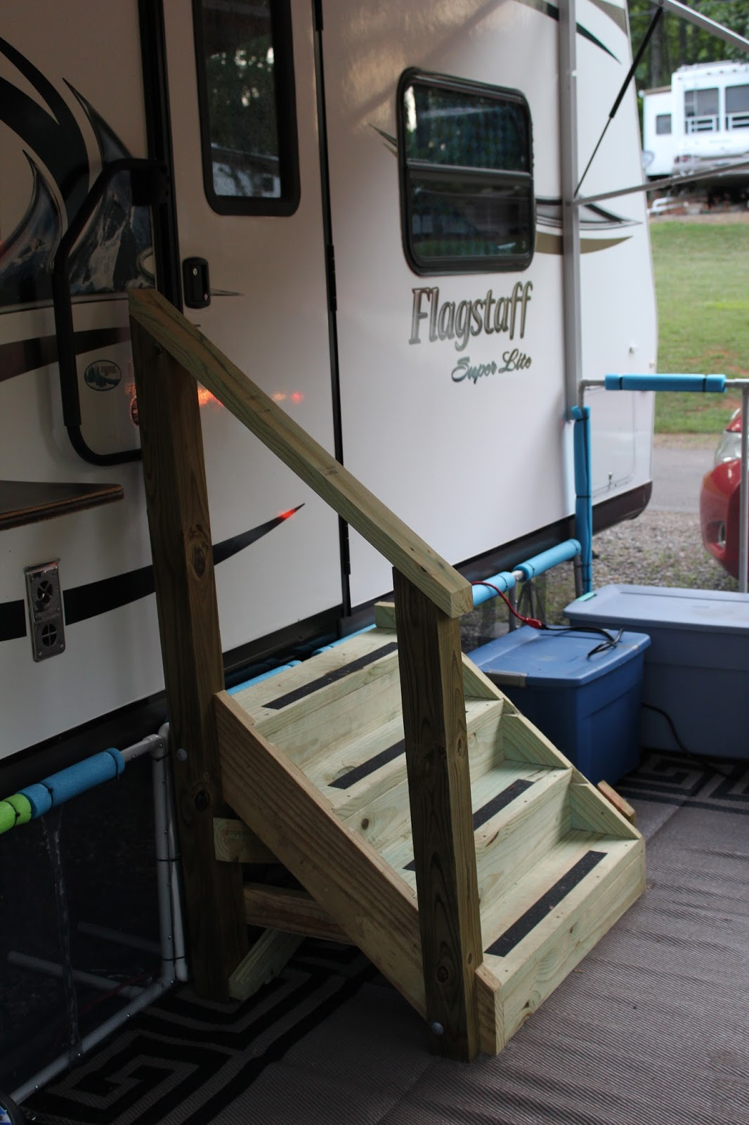 The Bowen Knot ⌘: Life in a 2014 Forest River Flagstaff ...