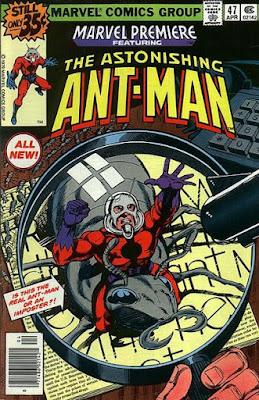 Marvel Premiere #47, Ant-Man