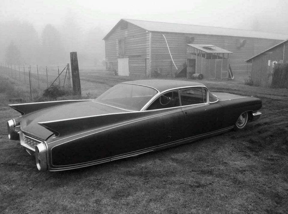 20 Wonderful Photos of the Sinister 1960 Cadillac Eldorado Cars