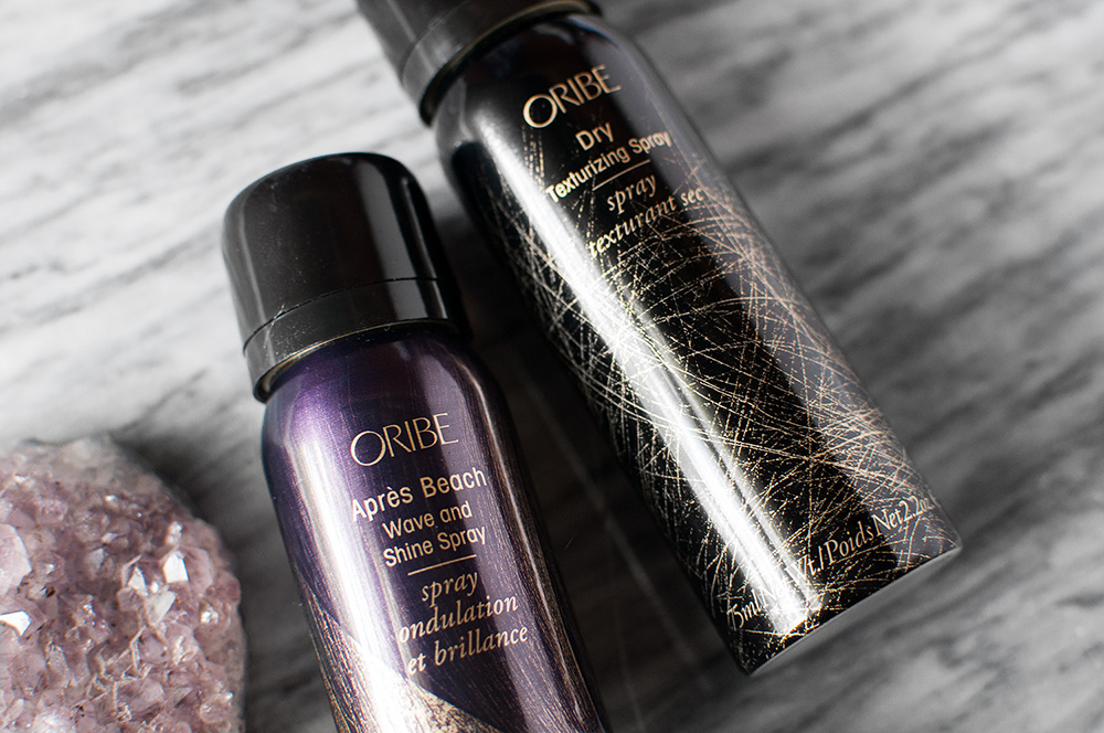 oribe dry texturizing spray, oribe review, oribe apres beach, oribe beach spray, oribe texturizing spray