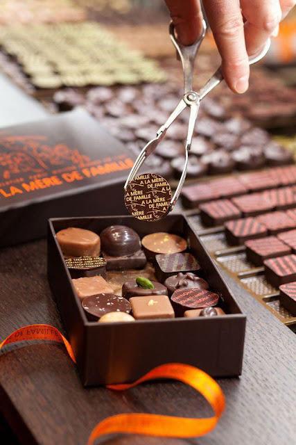 CHOCOLATES Y LA DIETA