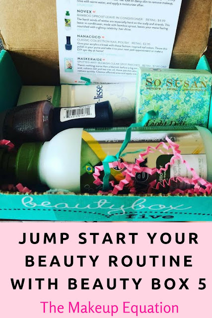 Beauty Box 5 Will Jump Start Your Beauty Routine