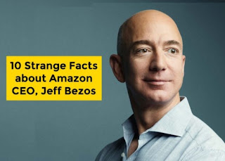 Some Facts About Amazon Leadership Team