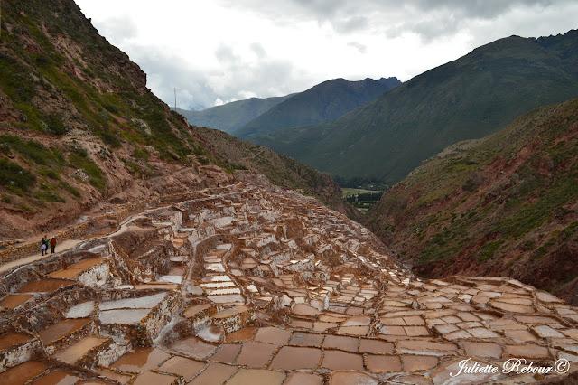Salines de Maras, Pérou
