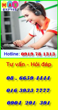 Hỗ trợ gọi lại để tư vấn về dịch vụ chuyển hàng di ra nước ngoài