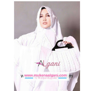 9 Dokter barbie Tika  cantik wearing Mukena Najwa super duper Best Seller 😍