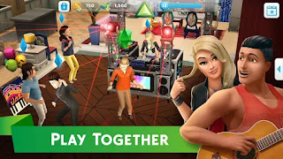 Download Sims Mobile Mod Apk Unlimited everything | NoRoot | AjHacker1