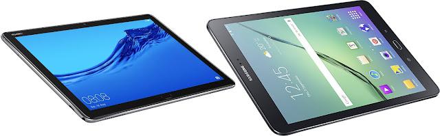 Comparativa mejores tablets Android 10 pulgadas de menos de 300 euros