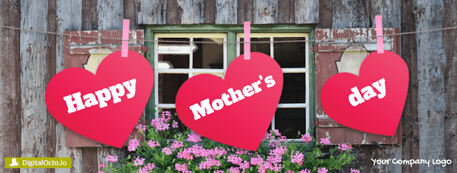 Happy Mother's Day 2019 Facebook timeline Cover Picture