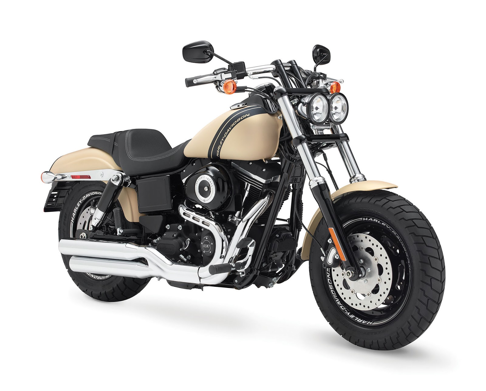 Harley Davidson Fat Bob ~ FirstWagon