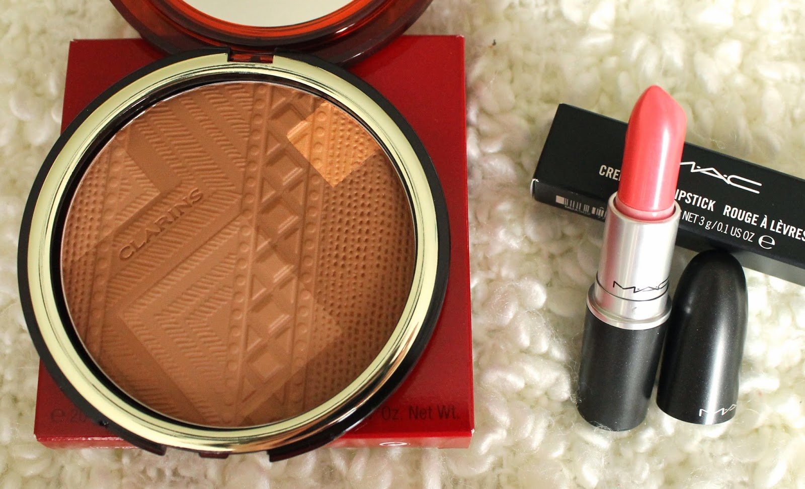 Clarins Colours Of Brazil Summer Bronzer