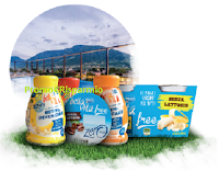 Logo Latte Merano ''Gioca e vinci ogni giorno'': in palio oltre 600 premi in ceramica e 12 soggiorni
