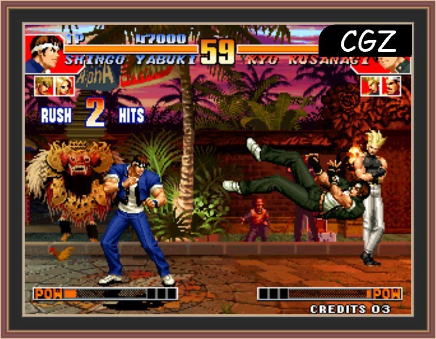 The King Of Fighters 97 Game Free Download Pc Full