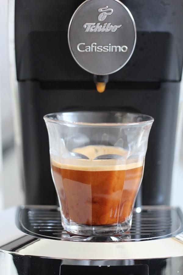 Kaffeepause mit Tchibo Cafissimo