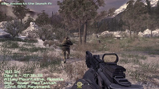 Download Games Call of Duty 4 Modern Warfare PC