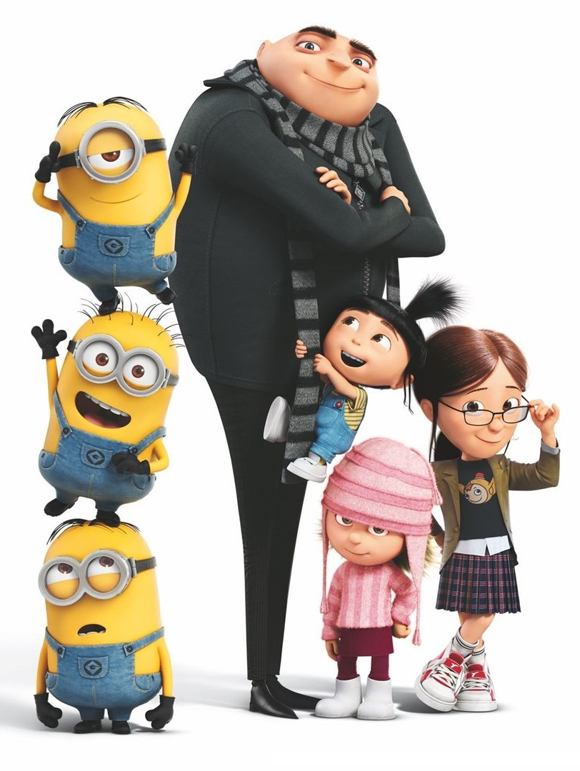 Gru 3 mi villano favorito 2017 cineonline for Gru mi villano favorito