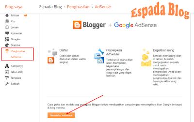 Cara Mendaftarkan Blog Ke Google Adsense 1