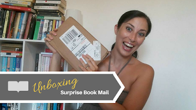 Unboxing: Surprise Book Mail