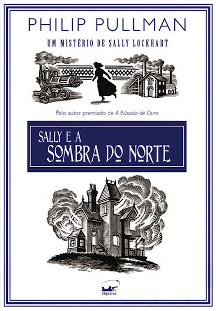 Sally e a sombra do norte - Philip Pullman